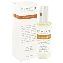 Demeter by Demeter Cinnamon Bun Cologne Spray 4 oz for Women - $25.14