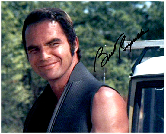 Primary image for BURT REYNOLDS  Authentic Original  SIGNED AUTOGRAPHED PHOTO W/COA 1638