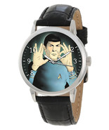 LIVE LONG & PROSPER, THE LEGEND OF SPOCK, 50TH ANNIVERSARY STAR TREK ART... - $119.99