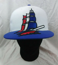 Columbus Clippers Forty Seven Brand Snapback Adjustable Hat White Triple... - $14.84
