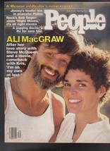 People Magazine Ali MacGraw Bob Seger Moonies July 24 1978 Free S/H - $19.95