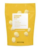 Keto snacks: Brandless Gouda Cheese Bites 2 ct (6 carbs) - $17.82