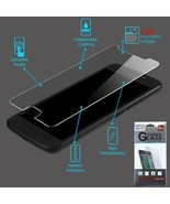 Motorola Moto E4 XT1766 ShockProof Tempered Glass Screen Protector Film ... - $5.57