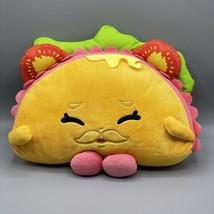 "Shopkins 14"" Taco Terrie Plush Pillow Stuffed Toy - $12.86"