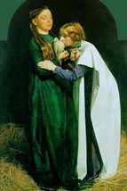 Return of the Dove to the Ark by John Everett Millais - Art Print - $19.99+