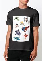Marvel The Avengers  T-Shirt Men's Black - £9.17 GBP+