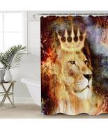 King Lion Shower Curtain - $19.33+