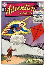 ADVENTURE COMICS #296 comic book DC GEORGE WASHINGTON SUPERBOY - $93.12