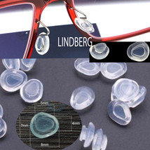 Eyeglass NOSE PADS  for LINDBERG  -High Quality SILICONE snap into  -US... - $5.25