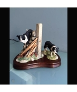 "BORDER FINE ARTS ""SWEEP"" JH58. COLLIE BY ANNE BUTLER. A RARE AND EARLY PIECE - $75.00"