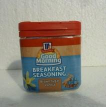 McCormick Good Morning Breakfast Seasoning Brown Sugar Vanilla  2.08 oz   S-59 - $7.84