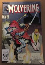 Wolverine #3 Marvel Comic Book 1989 NM 9.0 Condition 3rd WOLVERINE Issue... - $11.69