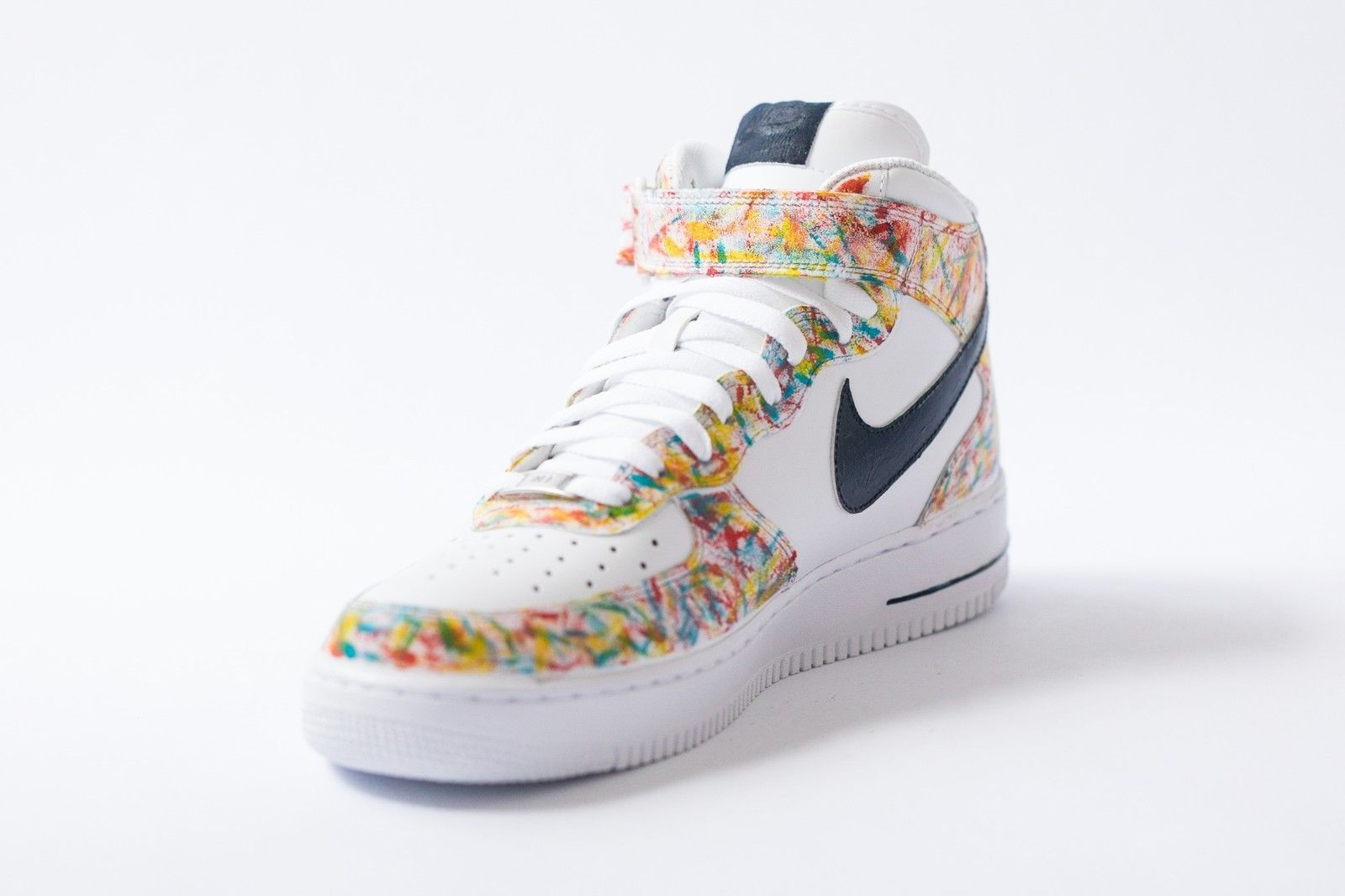 Nike SF AF1 SE PRM Women's sneakers AJ0963 600 Multiple sizes (US 10,Medium (B, M))