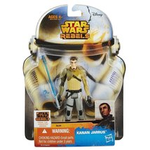 Star Wars Rebels Saga Legends Kanan Jarrus Action Figure - $26.98