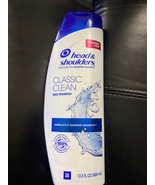 Pack Head & Shoulders Dandruff Shampoo Classic Clean 13.5 fl oz - $12.96