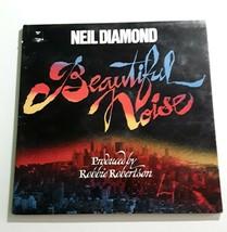 NEIL DIAMOND Beautiful Noise Record Album Gatefold 1976 Columbia 33965 - $3.00