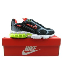 Nike Air Spiridon Cage 2 Womens Size 8.5 Shoes Black Lemon Venom NEW CD3... - $69.25