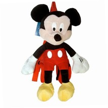 Mickey Mouse Plush Backpack - Disney Mickey Plush Backpack - $16.01