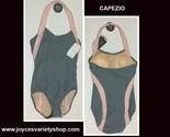Capezio gray pink leotard web collage thumb155 crop