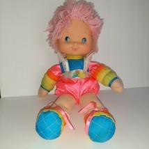 Vintage Hallmark 1984 Rainbow Brite Baby Brite with Outfit NICE - $17.33