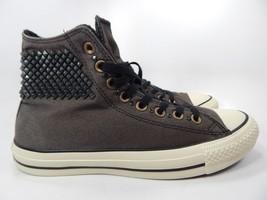 Converse Chuck Taylor All Star Side Studs High Top Shoes Women's Size 9 M EU 40