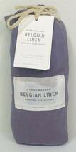Restoration Hardware Stonewashed Belgian Linen Euro Pillow Sham Orchid NEW $109 - $39.99