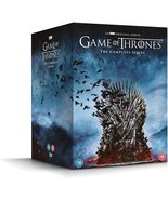 Game of Thrones Complete Series Season 1-8 DVD **REGION 2 PLEASE READ LISTING** - $129.95