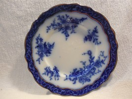 """Antique Touraine Flow Blue 8 5/8"""" Plate by Henry Alcock & Co England #32... - $19.95"""
