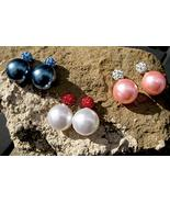 Giddy Gorgeous & Glamorous Earrings Free with 50.00 + purchase Moonstar7... - $0.00