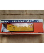Lionel Electric Trains Northern Pacific Woodside Reefer 6-19504 - $38.99