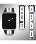 Auburn Tigers Apple Watch Band 38 40 42 44 mm Series 1 - 4 Wrist Strap 2 - $29.99+