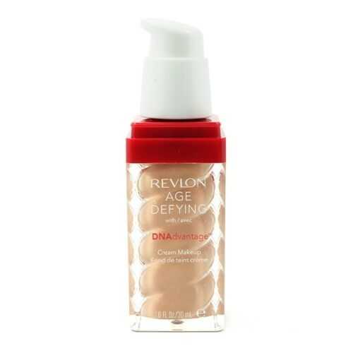 Primary image for Revlon Age Defying Cream Makeup - 20 Soft Beige