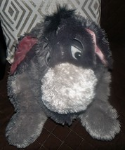 "Eeyore Plush Walt Disney World Laying Down Removable Tail 22"" - $38.12"