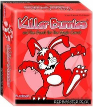 Playroom Entertainment Killer Bunnies Red Booster - $47.18