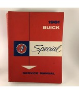 1961 Buick Special Service Manual  - $9.89