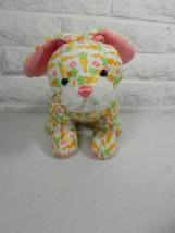 Webkinz Carrots Bunny Yellow Orange Ganz Stuffed Animal No Code Tag - $8.90