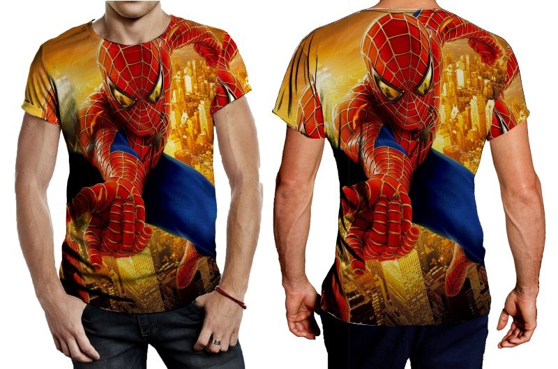 Primary image for SPIDERMAN AWESOME TEE MEN