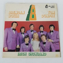 Big 8 Brendan Boyer Tom Dunphy Irish Showband Release Record Vinyl Album - $29.65