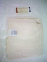 Longaberger Coastal Tote Cream Color NEW - $14.49