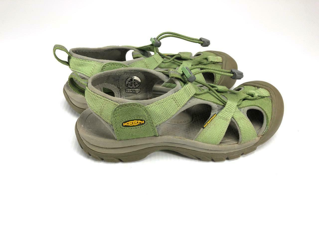 Keen Venice H2 water sandals in green womens 8 image 2
