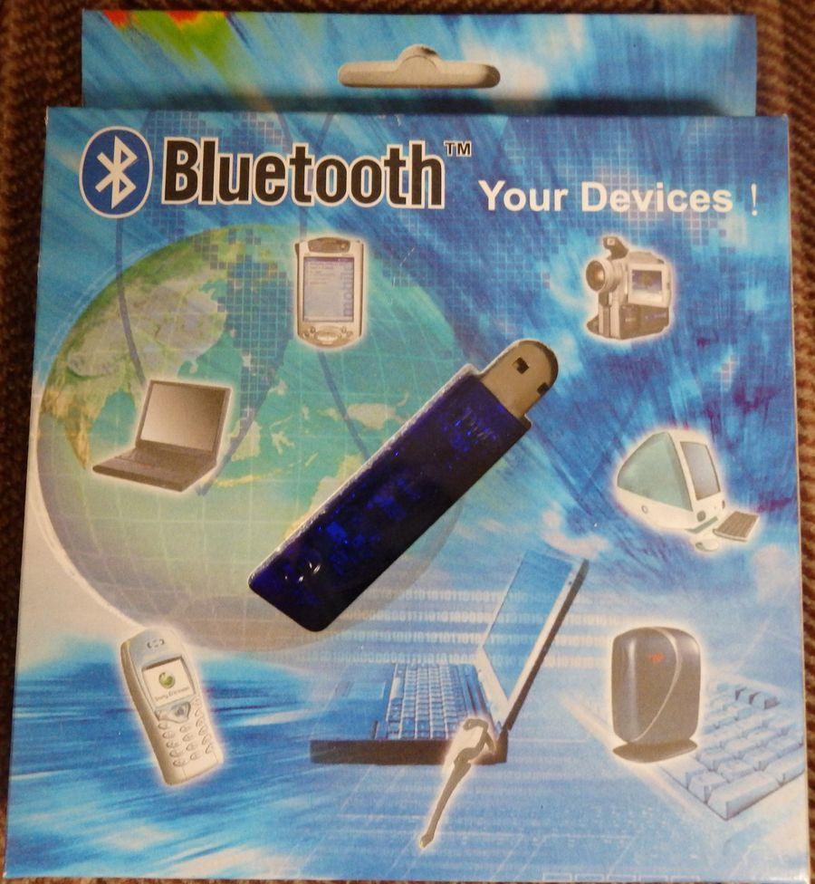 12 pcs USB Bluetooth Dongle model GC-10202-01 by DMS Wireless