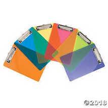 Mini Rainbow Clipboards - $24.99