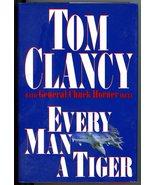 Every Man a Tiger Tom Clancy Chuck Horner Desert Storm Persian Gulf War ... - $4.99
