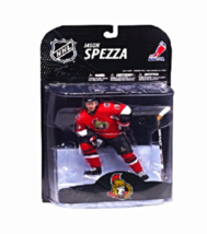 Mcfarlane NHL Jason Spezza Ottawa Senators 2009 wave 1 Action Figure Red... - $14.99