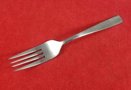 "Dinner Fork ~ Danford Glossy by Pfaltzgraff China Stainless Flatware 8 1/4"" - $5.93"