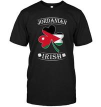 Jordanian Irish Shirt Flag of Jordan - $17.99+