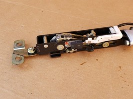 Mercedes Benz CLK320 E320 Convertible Top Boot Cover Hydraulic Lock 1247700426 image 2