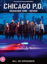 Chicago PD P.D Complete Series Season 1-7 DVD Boxset *REG 2 PLEASE READ ... - $81.95