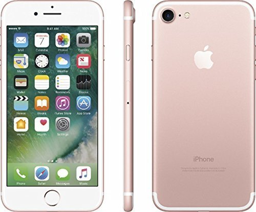 Apple iPhone 7 32GB Rose Gold LTE Cellular AT&T MN8K2LL/A