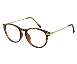 EBE Reading Glasses Womens Mens Tortoise Acetate Stainless Steel Light Weight - $19.79+